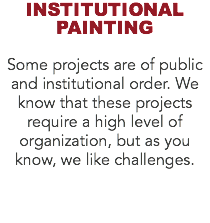 INSTITUTIONAL