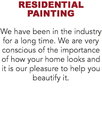 RESIDENTIAL